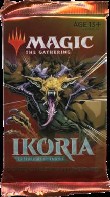 Magic: The Gathering - Ikoria La Terre des Béhémoths - Collector Booster