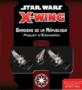 Star Wars: X-Wing - Gardiens de la République