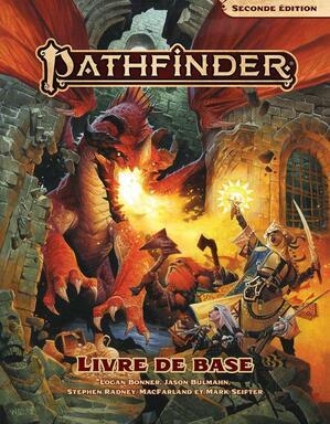 Pathfinder: Seconde Édition - Livre de Base