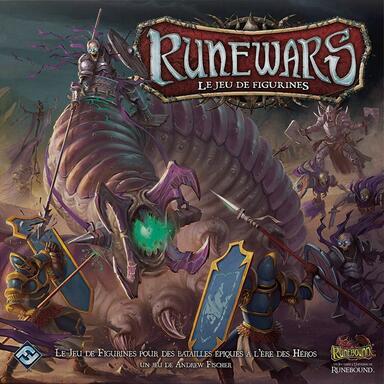 Runewars: Le Jeu de Figurines