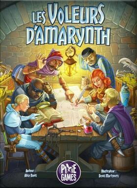Les Voleurs d'Amarynth