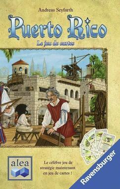 Puerto Rico: Le Jeu de Cartes