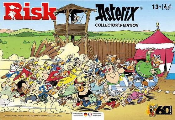 Risk: Asterix - Collector's Edition