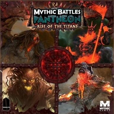 Mythic Battles: Pantheon - Rise of the Titans