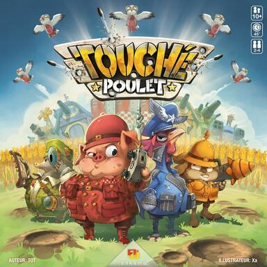 Touché Poulet