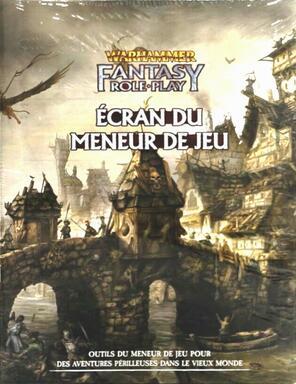 Warhammer Fantasy: Le Jeu de Rôle - Écran du Meneur de Jeu