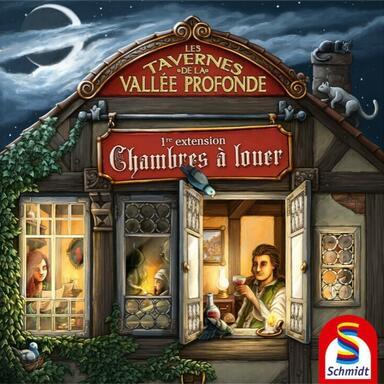 Les Tavernes de la Vallée Profonde: Chambres à Louer