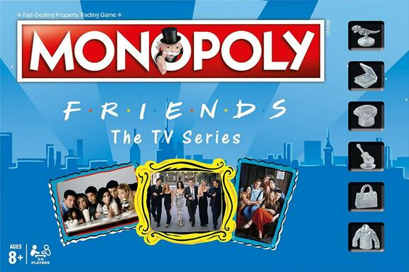 Monopoly: Friends - The TV Series