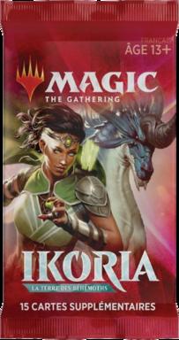 Magic: The Gathering - Ikoria La Terre des Béhémoths - Booster