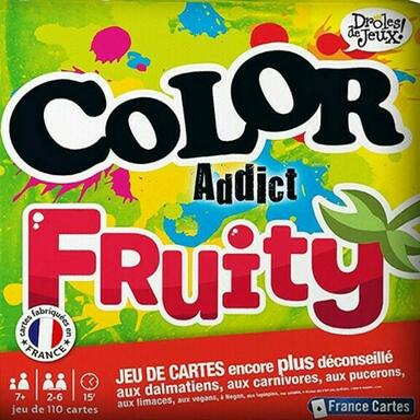 Color Addict: Fruity