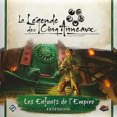 La Légende des Cinq Anneaux: Le Jeu de Cartes - Les Enfants de l'Empire
