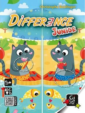 Différence: Junior