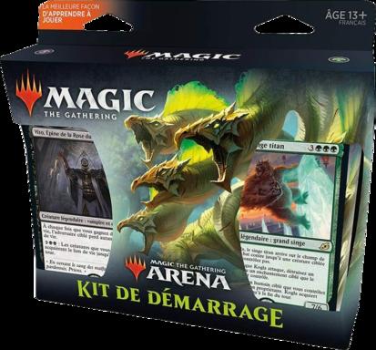 Magic: The Gathering - Édition 2021 - Kit de Démarrage