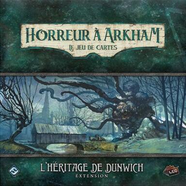 Horreur à Arkham: Le Jeu de Cartes - L'Héritage de Dunwich