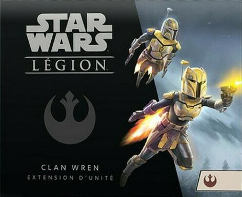Star Wars: Légion - Clan Wren