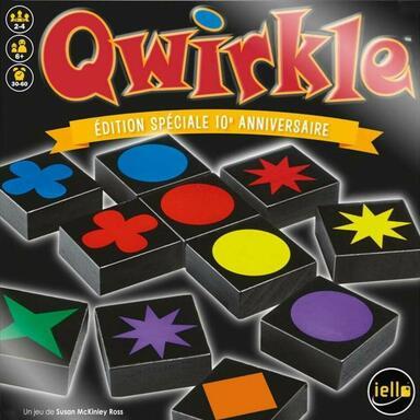 Qwirkle: Édition Spéciale 10e Anniversaire