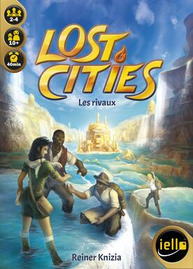 Lost Cities: Les Rivaux