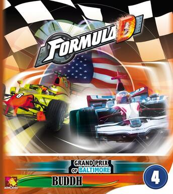 Formula D: Circuits 4 - Grand Prix of Baltimore & Buddh