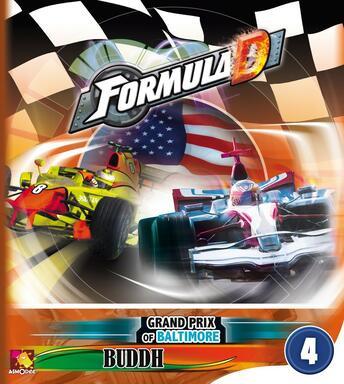 Formula D: Circuits 4 - Grand Prix of Baltimore & Buddh
