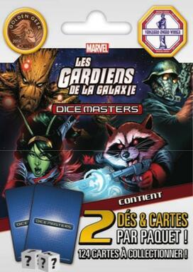Dice Masters: Les Gardiens de la Galaxie - Booster