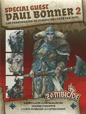 Zombicide: Green Horde - Special Guest - Paul Bonner 2