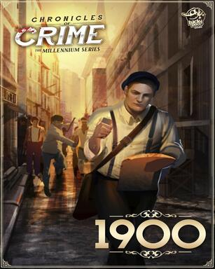 Chronicles of Crime Millennium: 1900