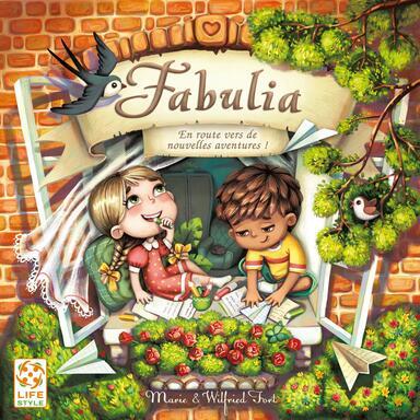 Fabulia: En Route vers de Nouvelles Aventures !