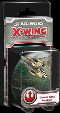 Star Wars: X-Wing - Le Jeu de Figurines - Canonnière Auzituck