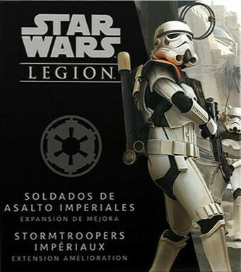 Star Wars: Légion - Stormtroopers Impériaux