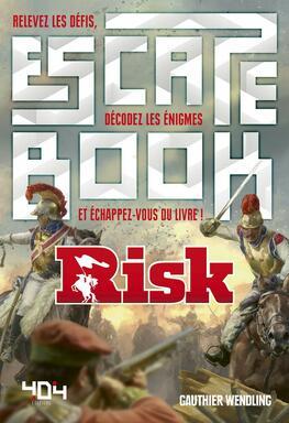 Escape Book: Risk