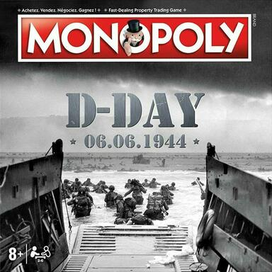Monopoly: D-Day - 06.06.1944