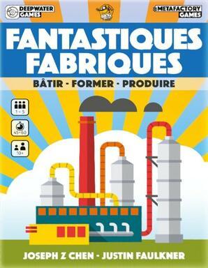 Fantastiques Fabriques