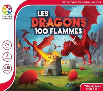 Les Dragons 100 Flammes