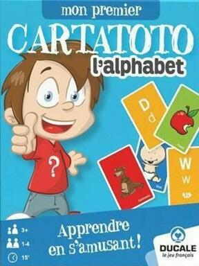 Mon Premier Cartatoto: L'Alphabet