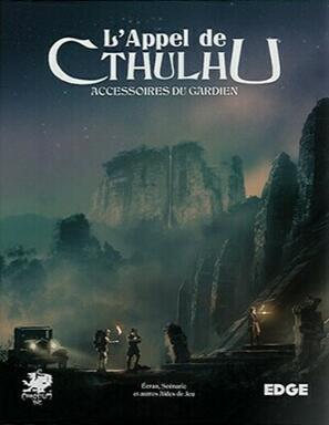 L'Appel de Cthulhu: Les Accessoires du Gardien