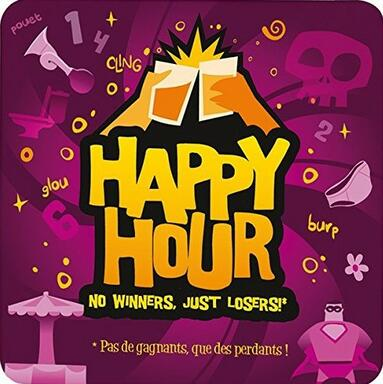 Happy Hour: No Winners, Just Losers !