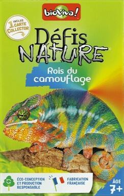 Défis Nature: Rois du Camouflage