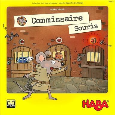 Commissaire Souris