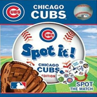 Spot it! Chicago Cubs Edition
