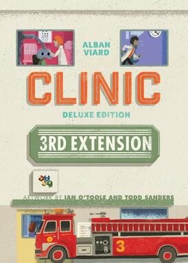Clinic: Deluxe Edition - 3rd Extension