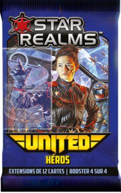 Star Realms: United - Héros