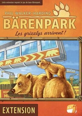 Bärenpark: Les Grizzlys Arrivent !