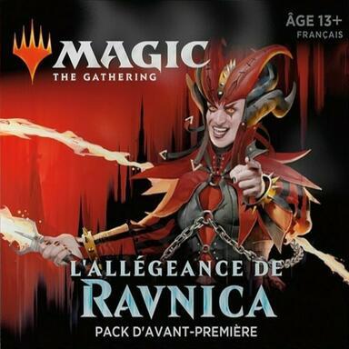 Magic: The Gathering - L'Allégeance de Ravnica - Rakdos - Pack d'Avant-Première