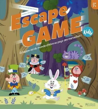 Escape Game: Kids - Échappe-Toi du Monde d'Alice au Pays des Merveilles !