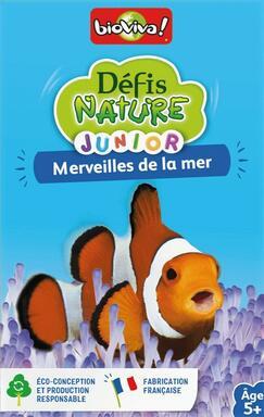 Défis Nature: Junior - Merveilles de la Mer