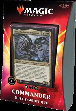Magic: The Gathering - Commander - Nuée Symbiotique