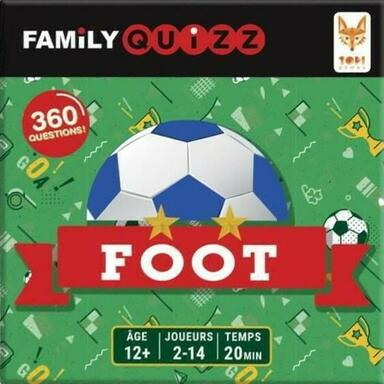 Family Quizz: Foot