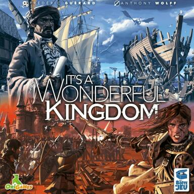 It's a Wonderful World: Kingdom