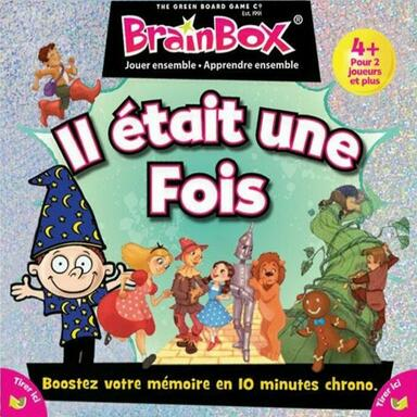 BrainBox: Il Était une Fois