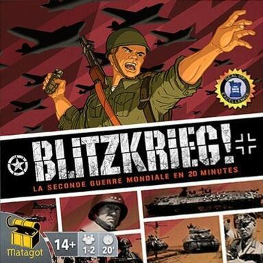 Blitzkrieg ! La Seconde Guerre Mondiale en 20 Minutes